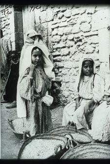 Sans titre [Maroc 1920. Types]