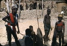 Danseurs kirdi, Nord Cameroun