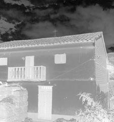 Bande-film d'une vue concernant une maison de Huaraz