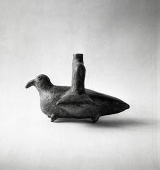 Bande-film de 3 vues concernant Puruchuco - museo de sitio : céramique Ica-Inca