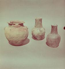 Fouilles (Cajamarca II, IV, etc.). Chondorko
