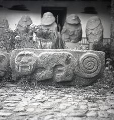 Sans titre [bas-relief du musée de Huaraz]