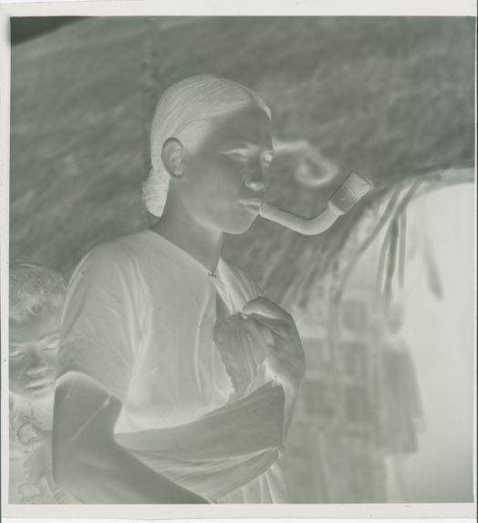 Sans titre [Portrait de Sraang]