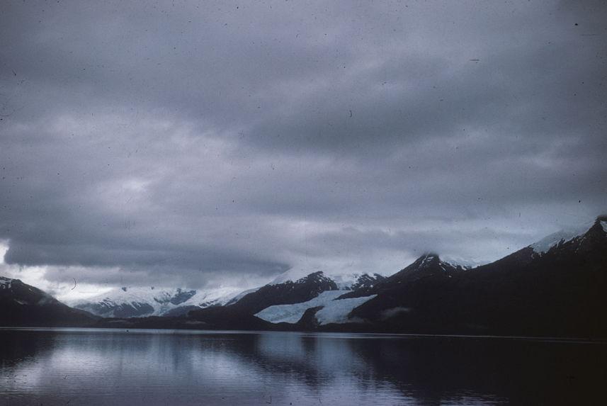Archipel. Région Ultima Esperenza. Patagonie. Terre de Feu