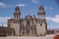 Cajamarca. Ville, paysages