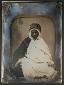 Photographie du daguerréotype n°PM000025 : Ben-Mirah