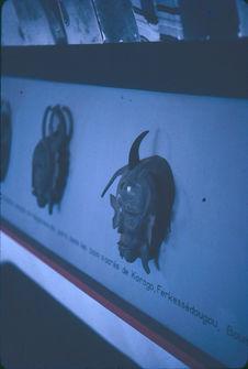 Sénoufo [masques]