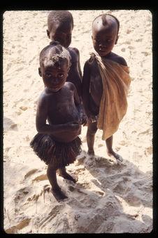 Petits enfants de Bisante