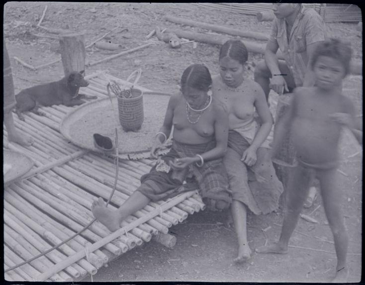 Bande-film de 6 vues concernant les Mnong Gar de Sar Luk