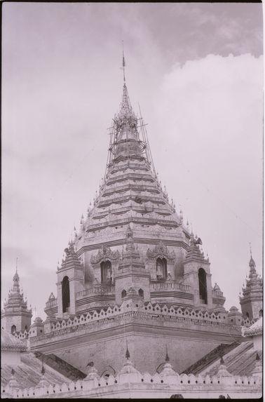 Bande film de 3 vues concernant la Birmanie