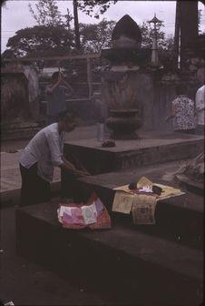 Temple Lê Van Duyêt [à] Saïgon