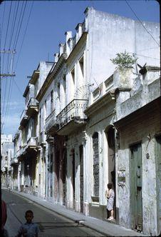 La Havane [une rue]