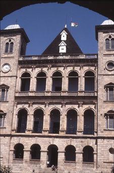 Sans titre [palais de la reine ou Rova de Manjakamiadana du Rova Antananarivo]