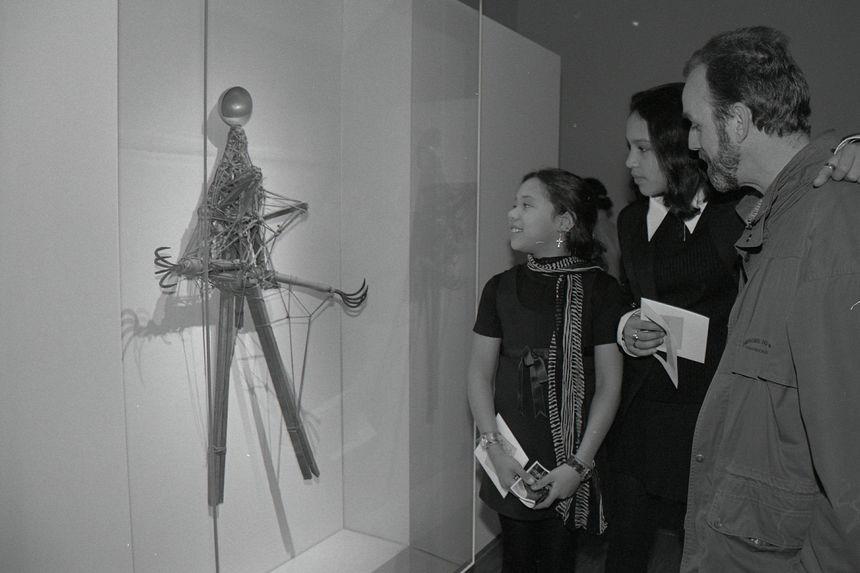 """Vernissage de l'exposition """"Picasso - Afrique : état d'esprit&quot"""