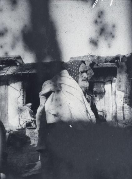 Vieux juif. Maroc