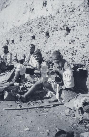 Juifs. Maroc