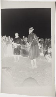 Joueur de Dendoun à Bab Debagh