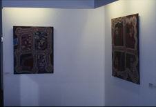 Salle Australie ; Installation ; Peintures [?]