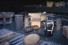 Vue générale des réserves du Musée de Chicago