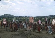 Sans titre [procession maasaï]