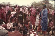 Sans titre [groupe de Maasaï]