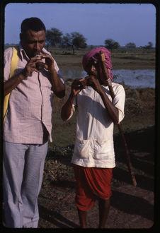 Trompes et flûtes des populations pastorales