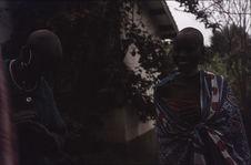 Sans titre [portrait de deux femmes maasaï]