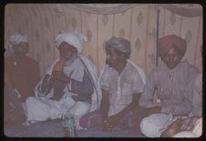 Rajasthan : désert de Tahr, village Barnawa