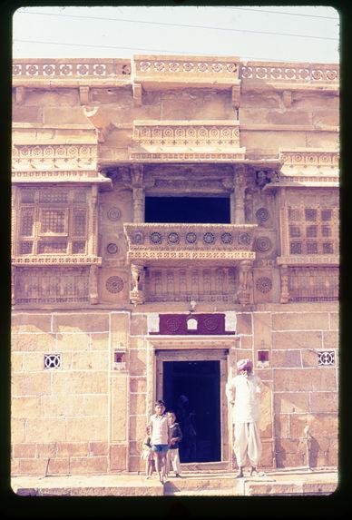 Rajasthan, diverses régions