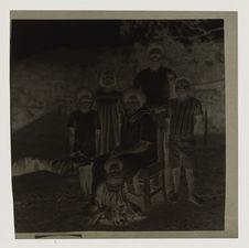 Le chef Kowi et sa famille