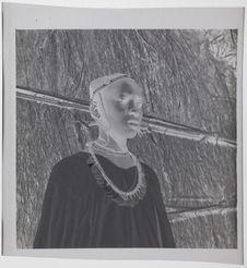 Femme sarrakollé