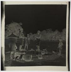 Femmes au puits à Namadou