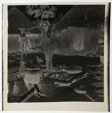 Cuisson de l'huile de palme