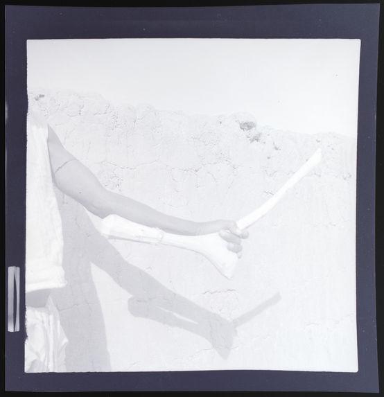La coudée mesure la longueur du manche de la houe