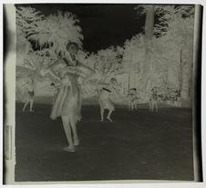 Ballet de danseuses du Liberia