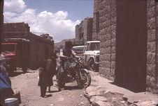 Juif à moto
