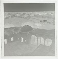 Vue du minaret de la mosquée d'el Bassi