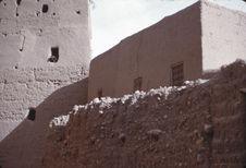 Intérieur de la Kasbah