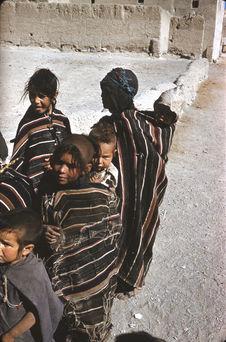 Enfants berbères