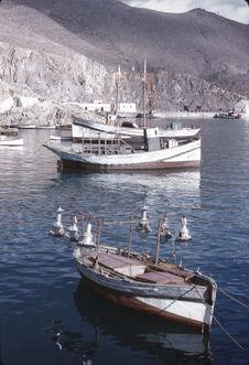 Barque et bateaux