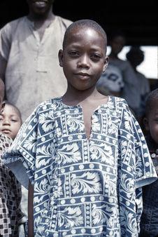 Enfant yorouba