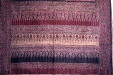 Tissu de coton imprimé