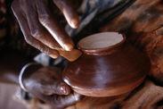 Fabrication d'une poterie