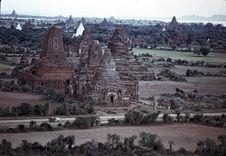 Ruines d'anciens temples