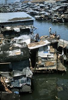 Le quai Chuong Duong