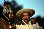 Un Péruvien et un Mexicain