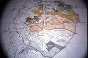 Carte de l'Amazonie équatorienne