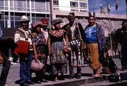 Boliviens, Guatémaltèques, Mexicain et Canadienne