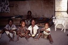 Peul Bororo [enfants]