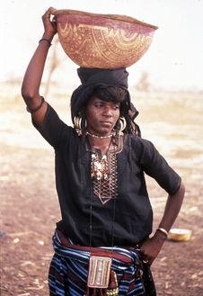 Peuls Bororo [femme]